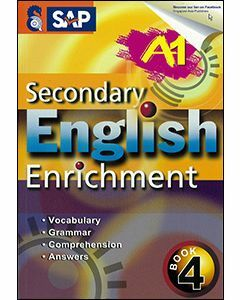 Secondary English Enrichment Book 4
