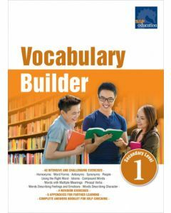 Vocabulary Builder 1