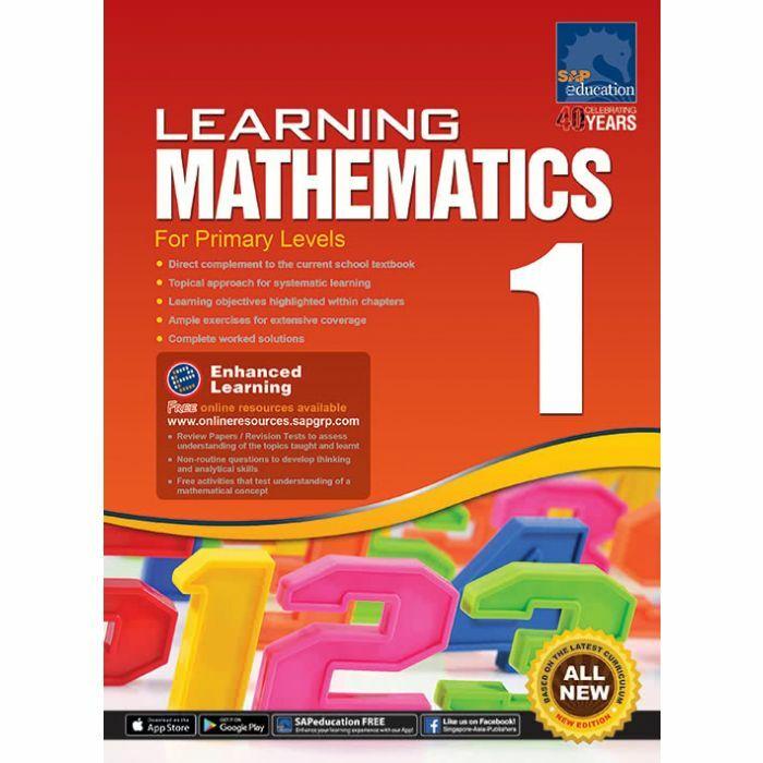 Learning Mathematics Book 1