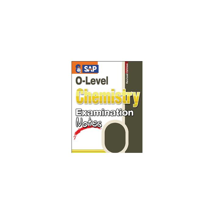 O Level Chemistry Examination Notes