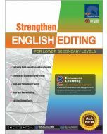 Strengthen English Editing for Lower Secondary