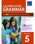 Learning Grammar Workbook 5 (2015 edition)