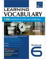 Learning Vocabulary Workbook 6 (2015 edition)