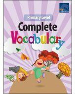 Primary Level Complete Vocabulary