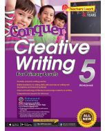 Conquer Creative Writing For Primary Levels 5