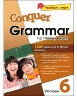 Conquer Grammar for Primary 6