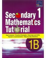 Secondary 1 Mathematics Tutorial 1B