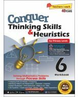 Conquer Thinking Skills & Heuristics Workbook 6