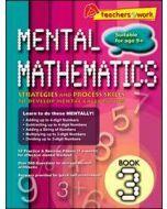 Mental Maths Book 3