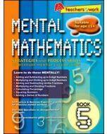Mental Maths Book 5